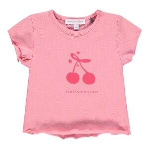 Bellybutton  T-Shirt Kirsche