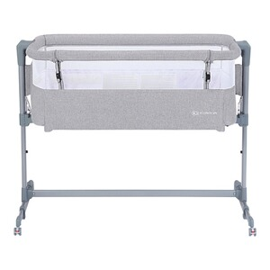 Kinderkraft  Beistellbett Neste Air  grey