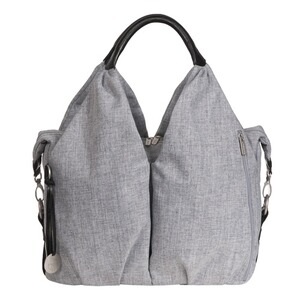 Lässig GREEN LABEL Sac à langer Neckline Bag  gris
