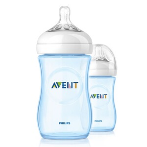 "PHILIPS AVENT  Les biberons ""nature"" 260 ml"