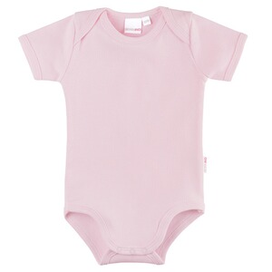 Bornino BASICS Body kurzarm  rosa