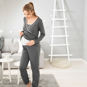 2hearts WE LOVE BASICS Le pyjama d'allaitement