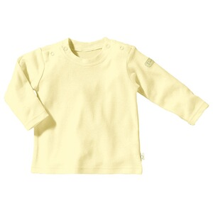 Bornino BASICS T-shirt  jaune