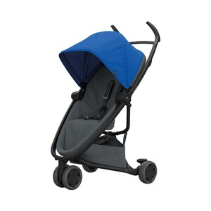 Quinny ZAPP FLEX Buggy mit Liegefunktion  Blue on Graphite