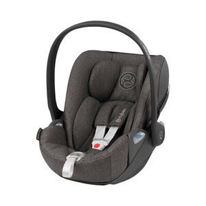 Cybex PLATINUM Cloud Z i-Size Plus Babyschale  manhattan grey