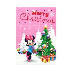 Calendrier De L Avent Minnie.Minnie Mouse Le Calendrier De L Avent Minnie Mouse