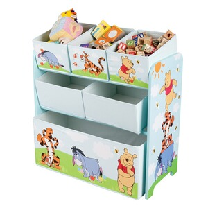 DELTA CHILDREN DISNEY WINNIE PUUH La multi-étagère