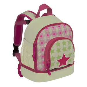 Lässig 4KIDS Kindergartenrucksack Mini Backpack Starlight magenta
