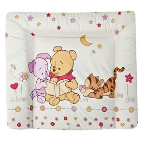ZÖLLNER DISNEY WINNIE PUUH Wickelauflage Exklusivdesign 75x85 cm