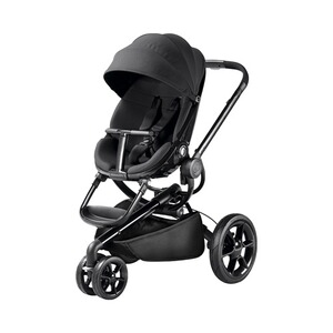 Quinny  Kinderwagen Moodd  black devotion