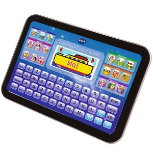 VTECH READY SET SCHOOL Tablet Preschool Colour  bunt