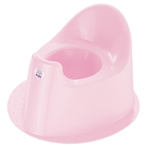 ROTHO BABYDESIGN  Le pot enfant TOP  rose tendre perle
