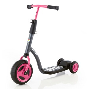 KETTLER  Scooter für Kids  anthrazit/pink