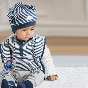 Bornino BASICS Bonnet  marine