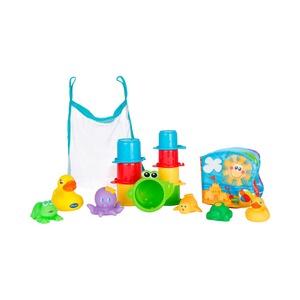 Chicco Badespielzeug Schwimmender Pinguin Baby Badespielzeug