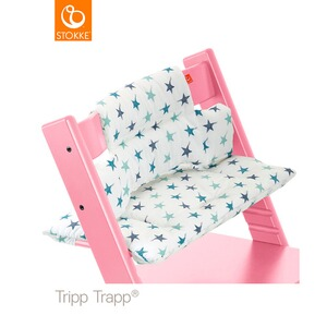 Stokke® TRIPP TRAPP® Coussin d'assise Classic  Aqua Star
