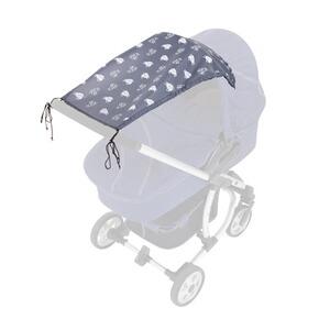 diago sonnensegel mit uv schutz online kaufen baby walz. Black Bedroom Furniture Sets. Home Design Ideas