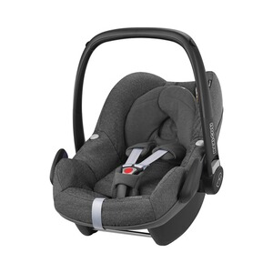 MAXI-COSI PEBBLE Babyschale  sparkling grey