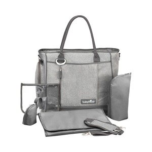 Babymoov  Wickeltasche Essential Bag  grau