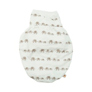 Ergobaby®  Puck-Mich-Sack Swaddler Single  elephant