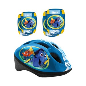 STAMP FINDING DORY Casque + kit de protections Dory
