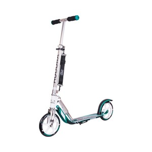 HUDORA  La trottinette Big Wheel 205  turquoise