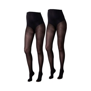 MAMALICIOUS®  Le lot de 2 collants de grossesse Sabine