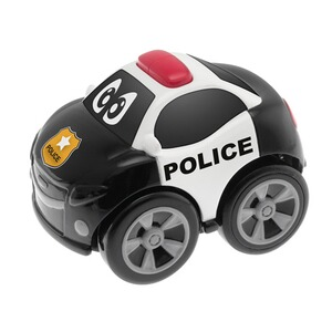 CHICCO  La voiture de police Turbo Team