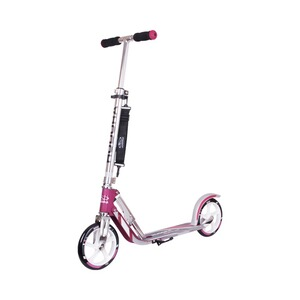 HUDORA  La trottinette Big Wheel 205  magenta/argenté