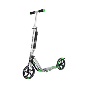HUDORA  La trottinette Big Wheel 205  noir/vert