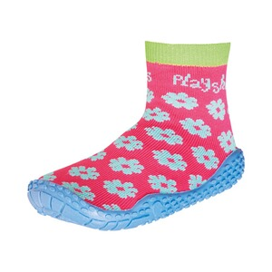 PLAYSHOES  Aquasocken  Blumen pink