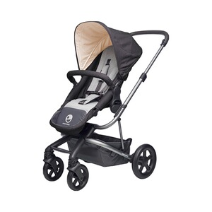 Easywalker HARVEY Kinderwagen  Coal Black
