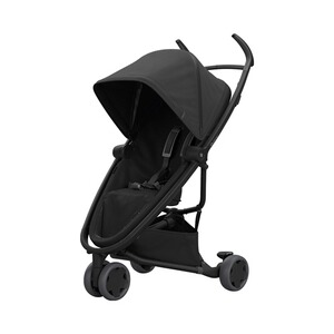 Quinny ZAPP FLEX Poussette-canne inclinable  Black on Black