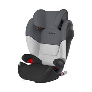 CYBEX SILVER Le siège-auto Solution M-Fix SL  Grey Rabbit