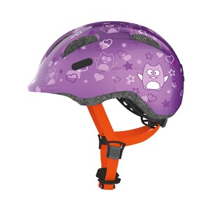 ABUS  Le casque de vélo Smiley 2.0 purple Star