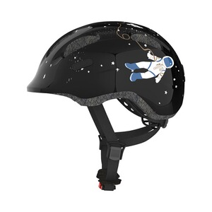 ABUS  Le casque de vélo Smiley 2.0 black Space