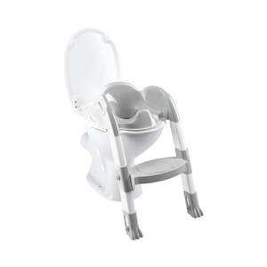 FUNNY  Entraîneur toilettes Kiddyloo  Cool grey/White