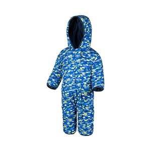 COLUMBIA  Schneeoverall Snuggly Bunny  hellblau