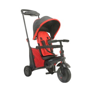 smarTrike  Tricycle smarTfold 500 7 en 1  rouge
