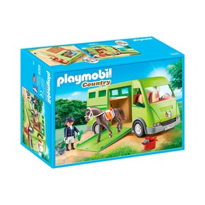 PLAYMOBIL® COUNTRY 6928 Pferdetransporter
