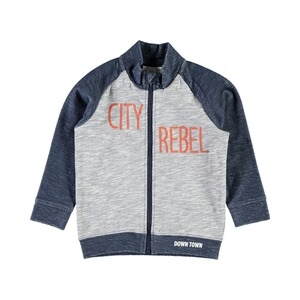 NAME IT  Sweatjacke Etnon Rebel