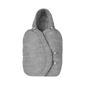 Maxi-Cosi  Winter-Fußsack für CabrioFix, Pebble, Pebble Plus, Citi, Rock  Nomad Grey