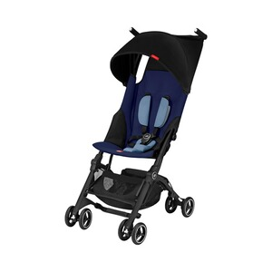 gb GOLD Pockit+ Buggy mit Liegefunktion  Sapphire Blue