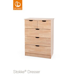 STOKKE®  Wickelkommode Dresser (Teil 1) natural
