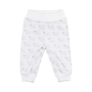 FIXONI  Pantalon « animaux »  escargot naturel