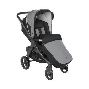 Chicco  Style Go Up Crossover Sportwagen  jet black