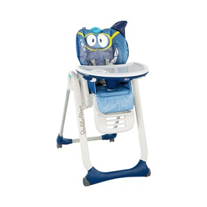 CHICCO  Hochstuhl Polly 2 Start  shark