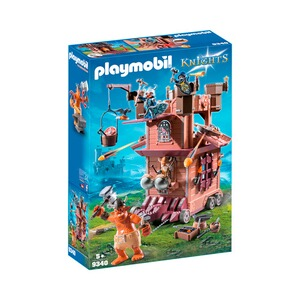 PLAYMOBIL® KNIGHTS 9340 Mobile Zwergenfestung