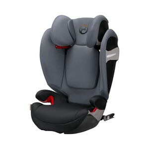 CYBEX GOLD Solution S-Fix Kindersitz  Pepper Black