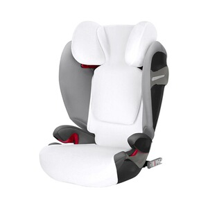 CYBEX GOLD Housse d'été pour Pallas S-Fix, Solution S-Fix  white